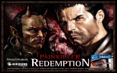 Painkiller: Redemption Logo